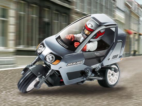 Tamiya 57405 - 1/8 R/C Dancing Rider (T3-01 Chassis)