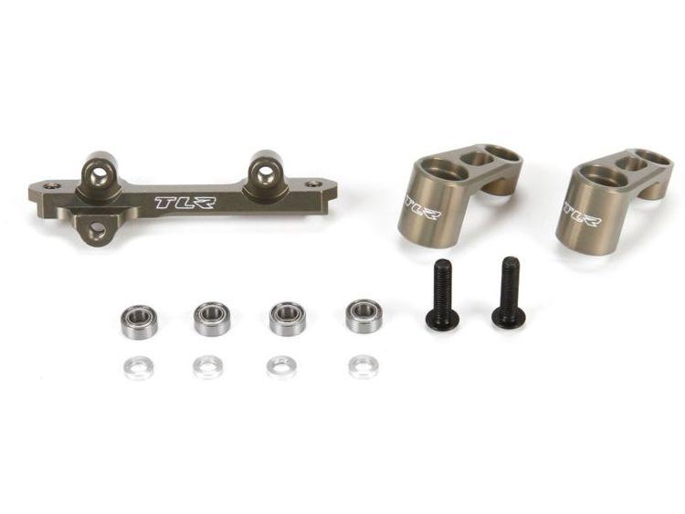 TLR 331016 - Bellcranks and Drag Link, Aluminum (22/T/SCT 2.0)