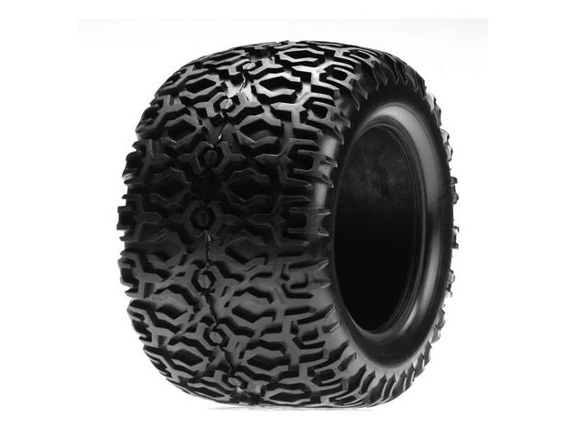 Team Losi LOSB7202 - 420 ATX Tires with Foam (LST2, XXL/2)