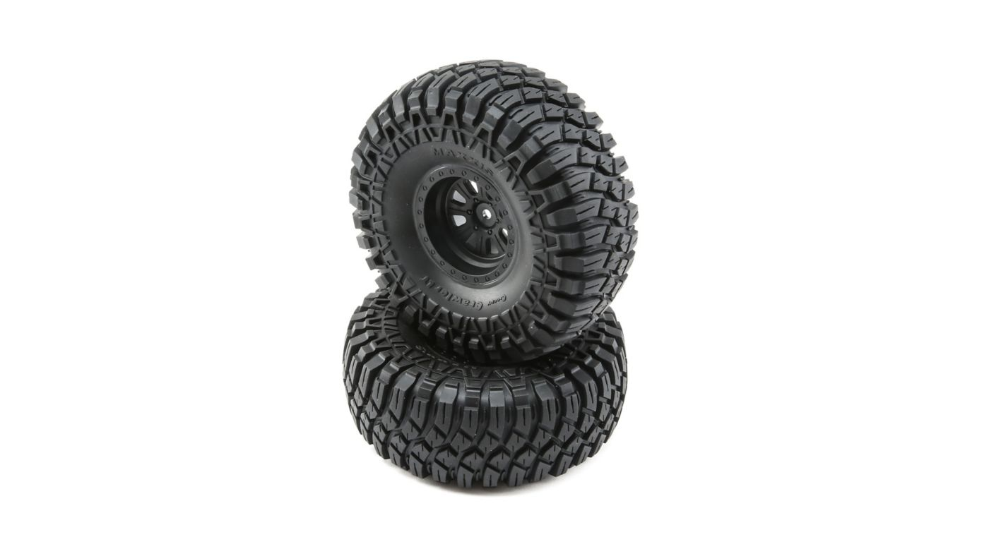 Team Losi LOS43012 - Maxxis Creepy Crawler LT Tires and Wheels Mounted (Rock Rey)