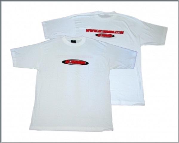 Nosram 96382 - Pro-T-Shirt L-Size White
