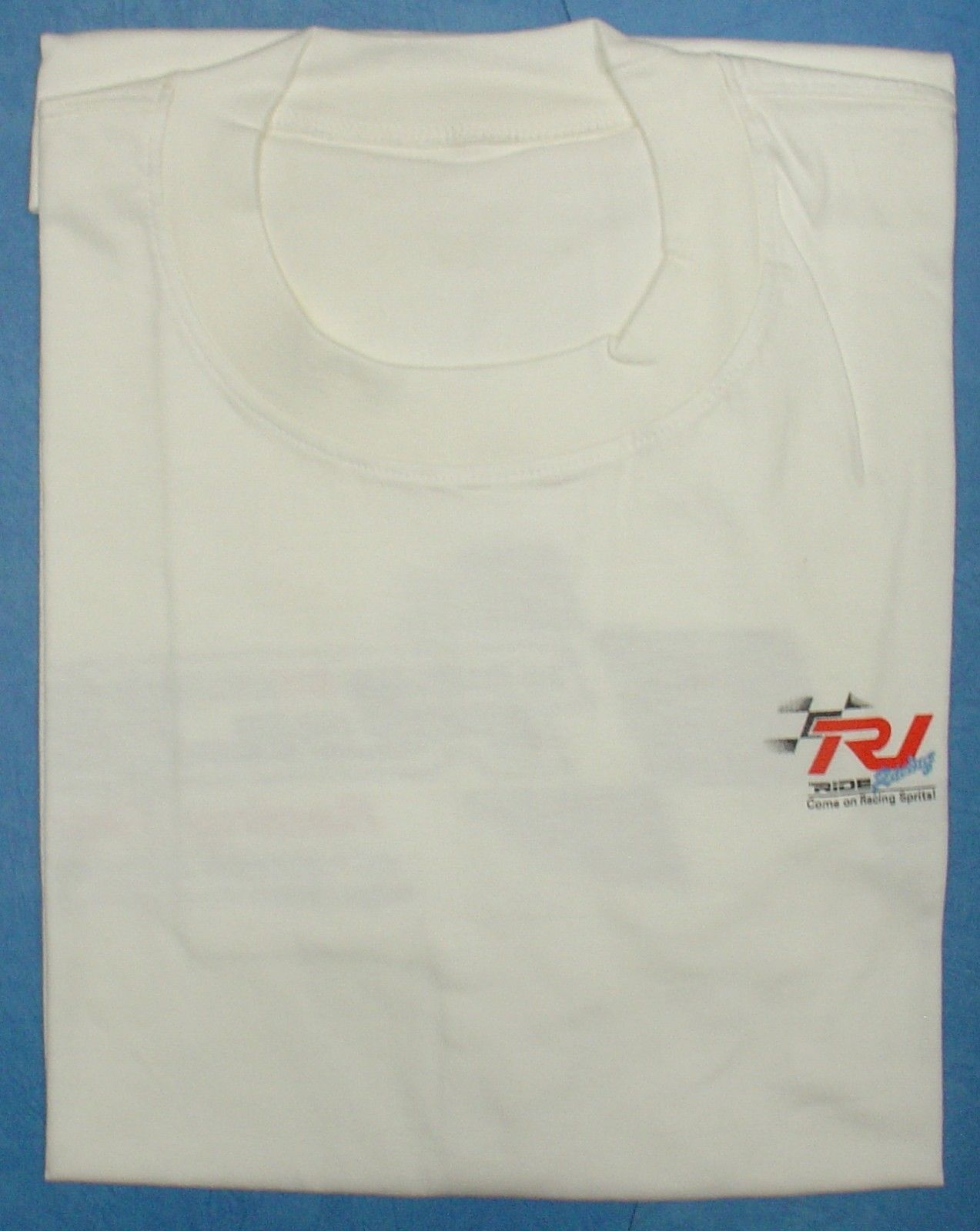Ride RP-901 - Ride Racing Team T-Shirt White, L