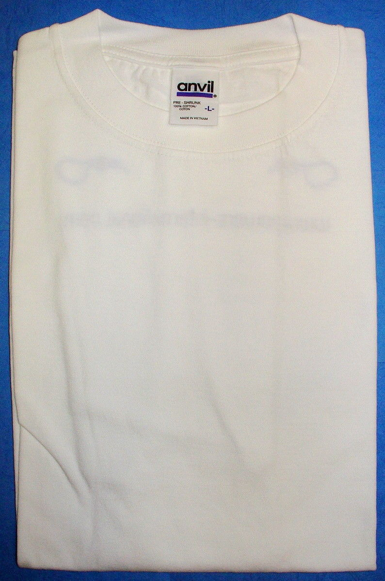 Powers PJ-T02L - Powers Japan 10th Anniversary T-Shirt White L