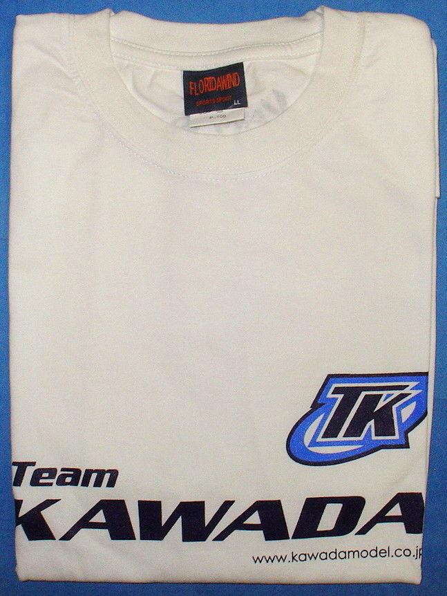 Kawada TO-3302 - Kawada T-Shirt White L-Size