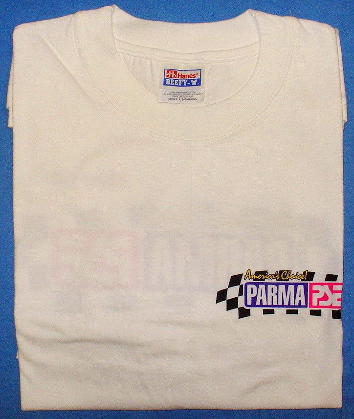 Parma PSE 50002 - Parma T-Shirt White, L-Size 42-44