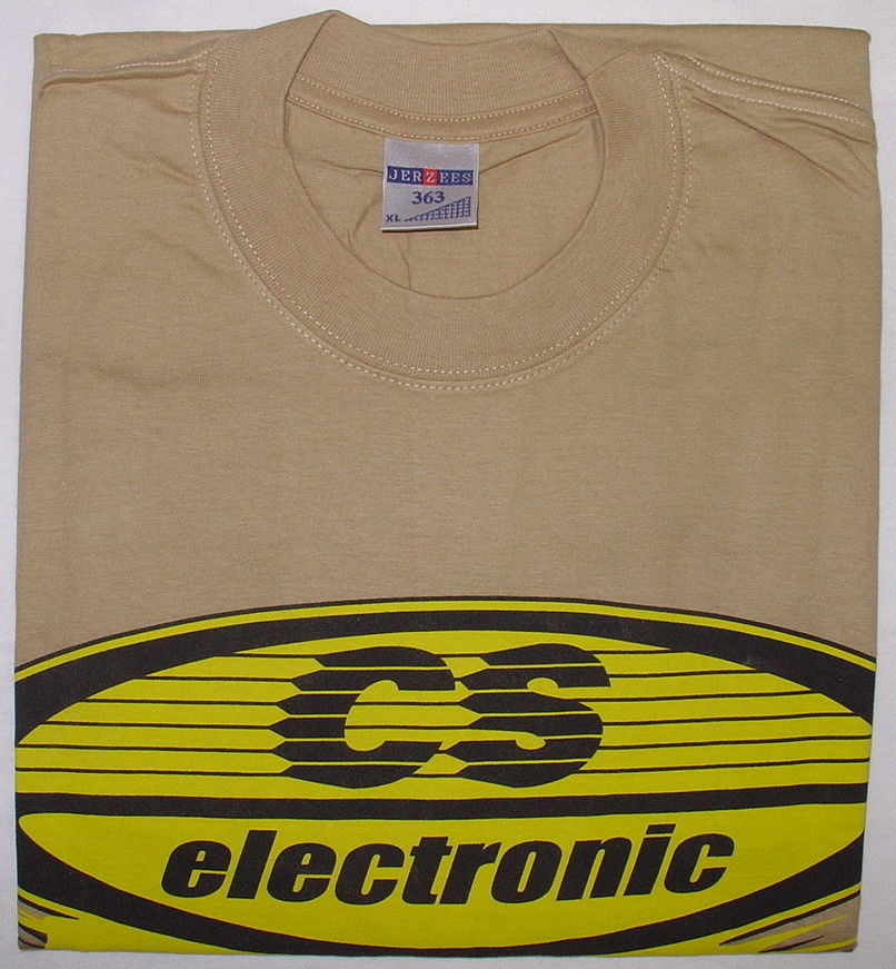 CS C4810 - CS Team T-Shirt XL-Size