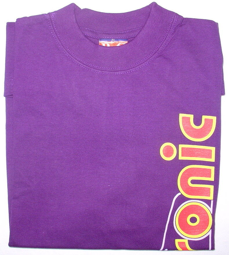 Robitronic RS-990M - Robitronic Team T-Shirt Purple M-Size