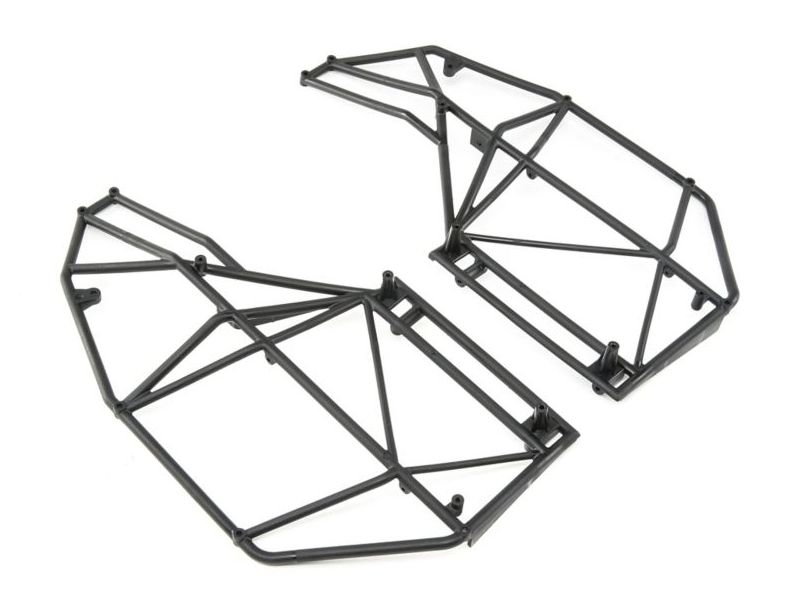 Losi LOS230027 - Roll Cage Side Left and Right (Rock Rey)