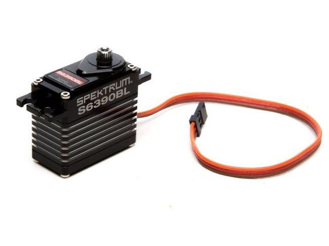 Spektrum SPMSS6390BL - S6390BL 1/8 Scale Brushless High Speed/Torque, HV Digital Servo