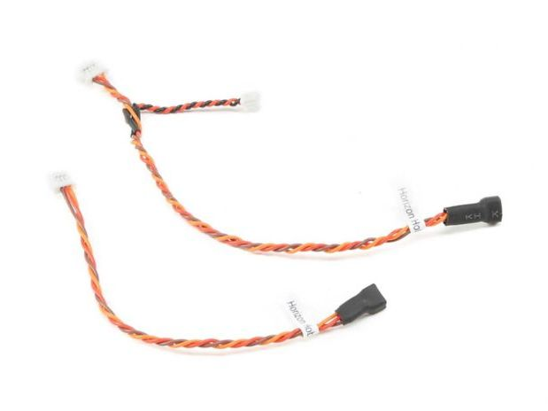 E-flite EFL1814 - FPV Camera Y-Harness & Extension (X-VERT)