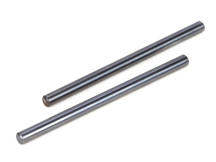 TLR 244011 - Hinge Pins, 4 x 66mm, TiCn (2): 8B 3.0