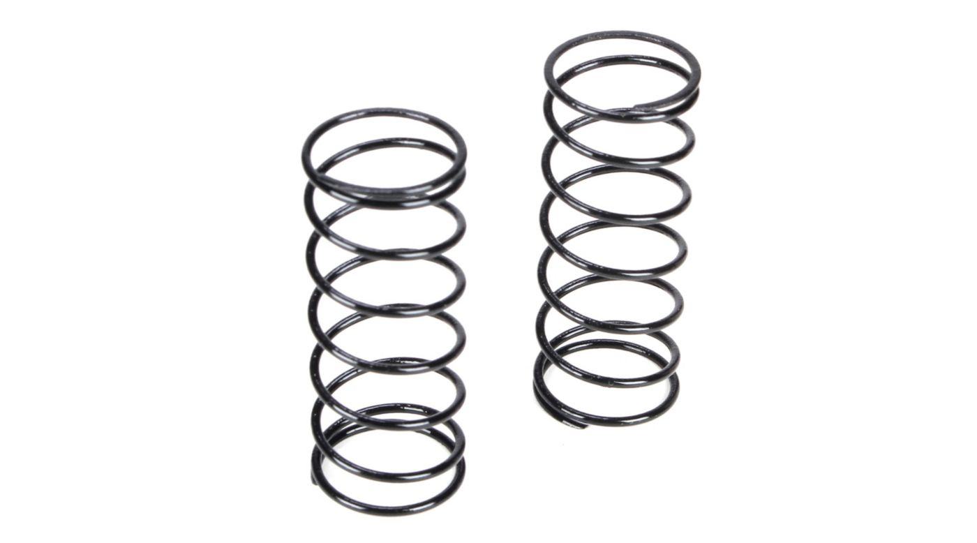 TLR 5184 - Front Shock Spring, 4.1 Rate, Black (22T)