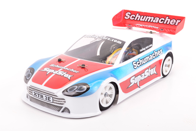 Schumacher G898 - SupaStox GT12 Body - Type AM
