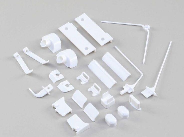 E-flite EFL5967 - Scale Plastics Set (SR-22T)