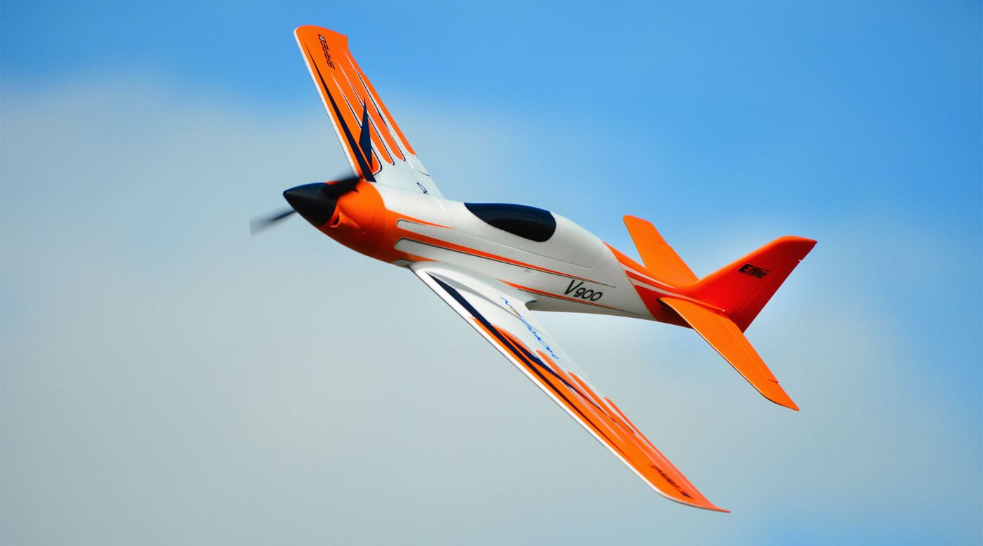 E-flite EFL7450 - V900 BNF Basic, 900mm