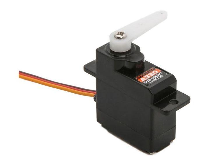 Spektrum SPMA350 - 5g Sub-Micro Analog Air Servo