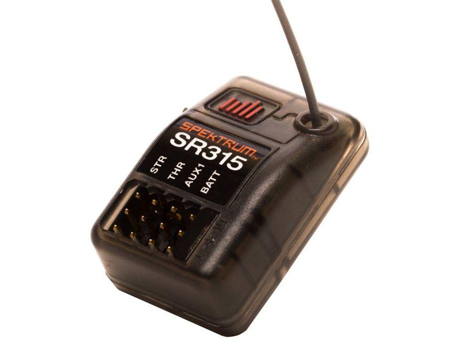 Spektrum SPMSR315 - SR315 3-Channel DSMR Sport Receiver
