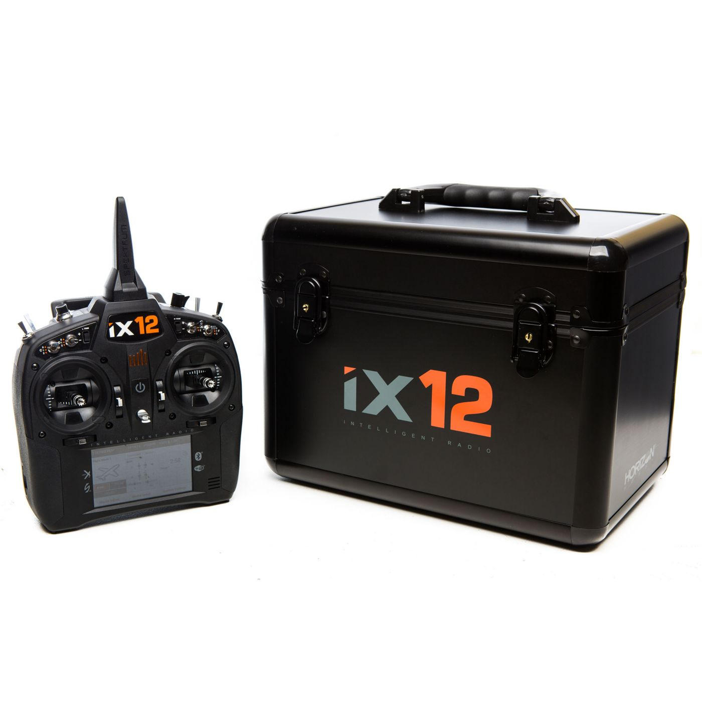 Spektrum SPM6725 - iX12 Spektrum Air Transmitter Case