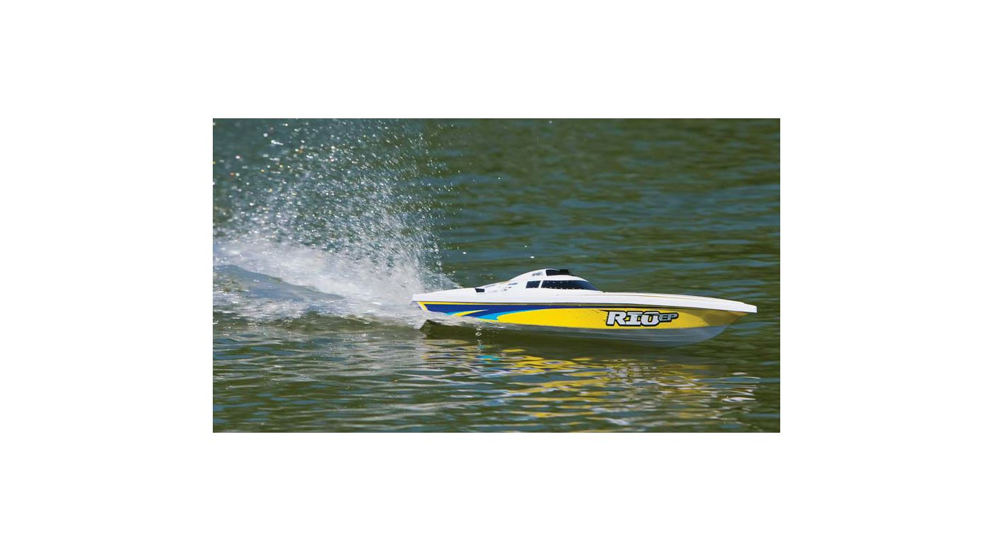Aquacraft AQUB1801 - Rio EP Offshore Superboat RTR