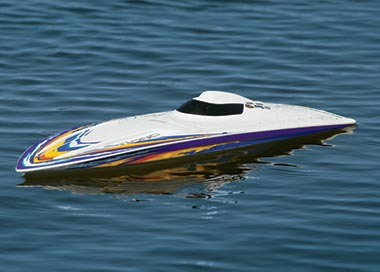 Aquacraft AQUB1806 - Minimono Brushless RTR