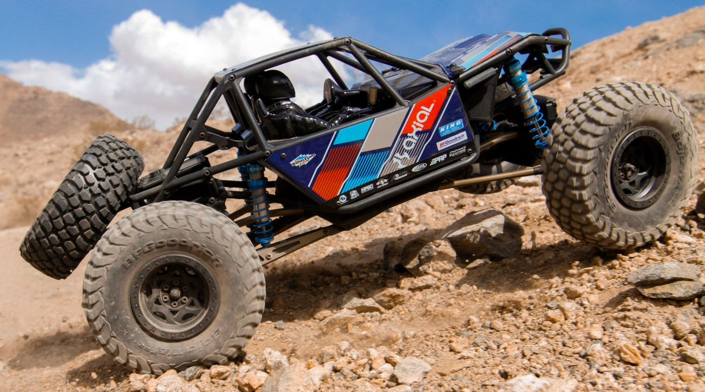 Axial 90053 - 1/10 RR10 Bomber 4WD Rock Racer Kit