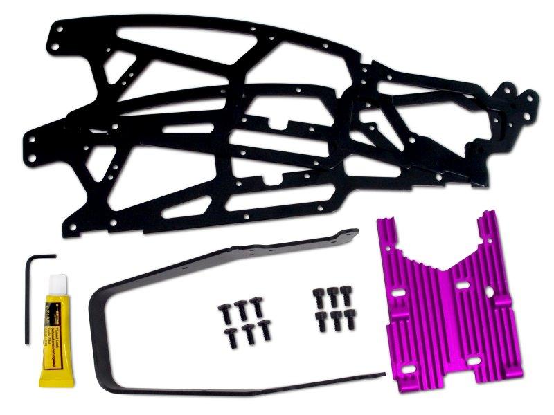 HPI 87248 - Savage Low CG Racing Chassis Set (SavageX 4.1 / 4.6 / SS)