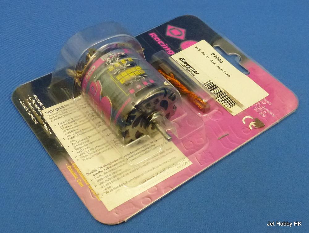 GM 97009 - EVO Motor 3x9 Modified