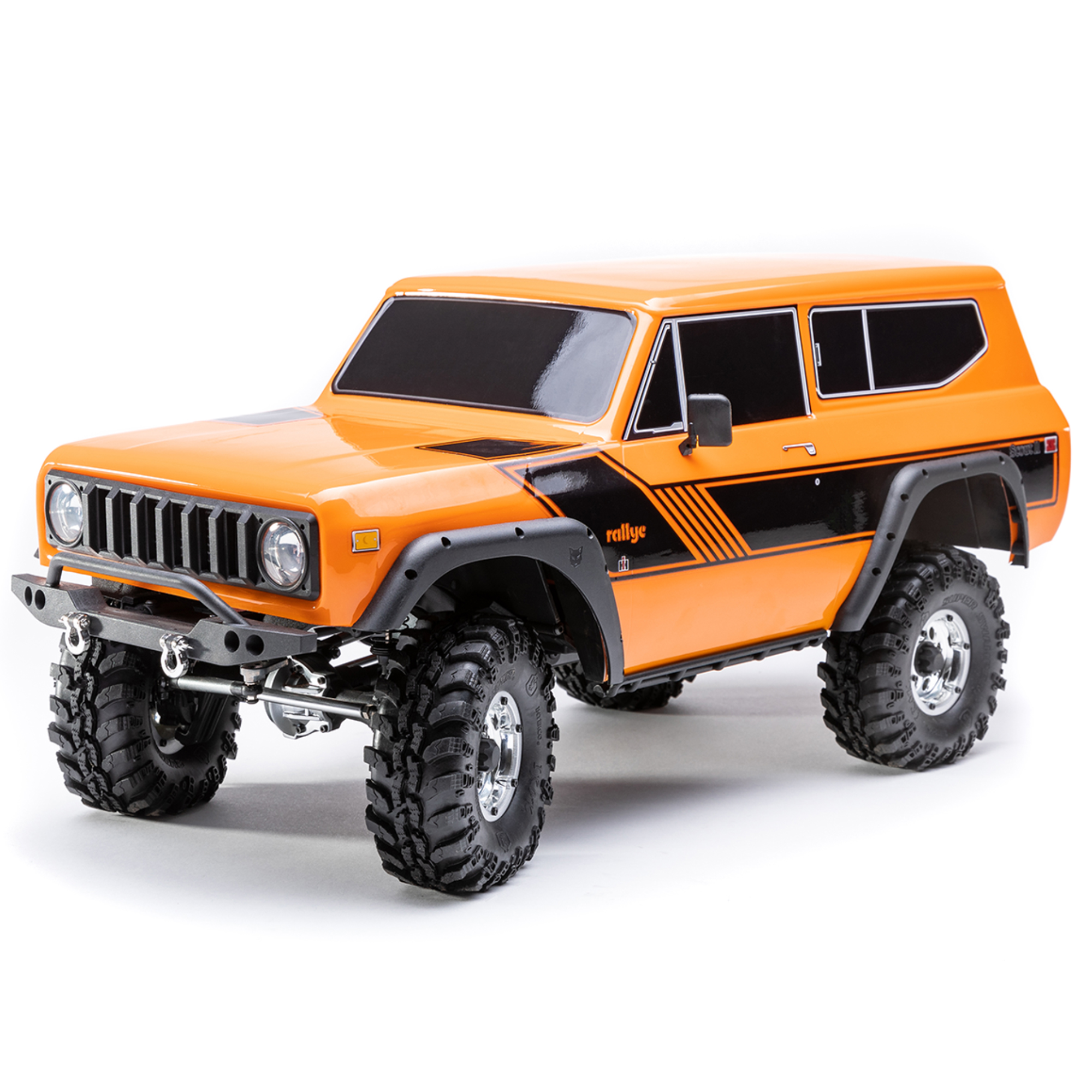RedCat 11291 - Gen 8 International Scout II 1/10 4WD RTR Orange