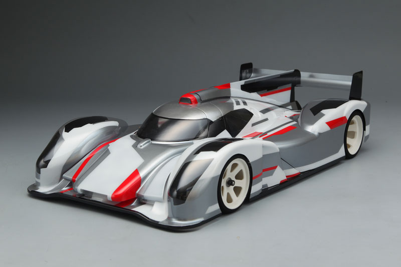 MUSO - LMP1BSL - 200mm LM-P Type 1 Clear Body