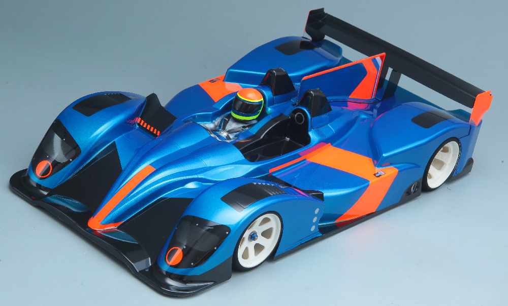 MUSO - LMP2 - 200mm LM-P Type 2 Clear Body