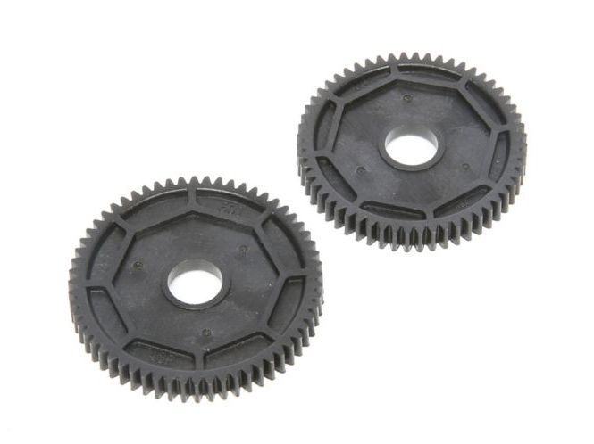 Losi LOS212009 - Spur Gear Set 48P (Mini 8IGHT-DB)