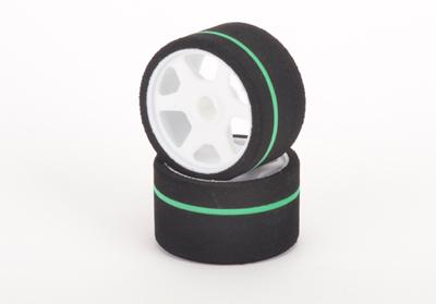 Contact JGCF - GT12 Atom Front 40Sh Control Tyres 44mm
