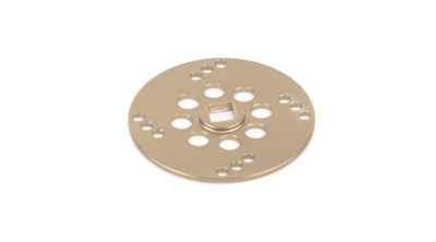 Schumacher U7425 - 3 Plate Slipper Alloy Disk