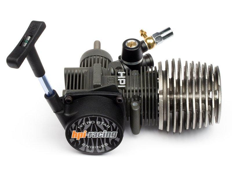 HPI 15180 - Nitro Star T-15L Engine with Pullstart (Nitro Monster King)