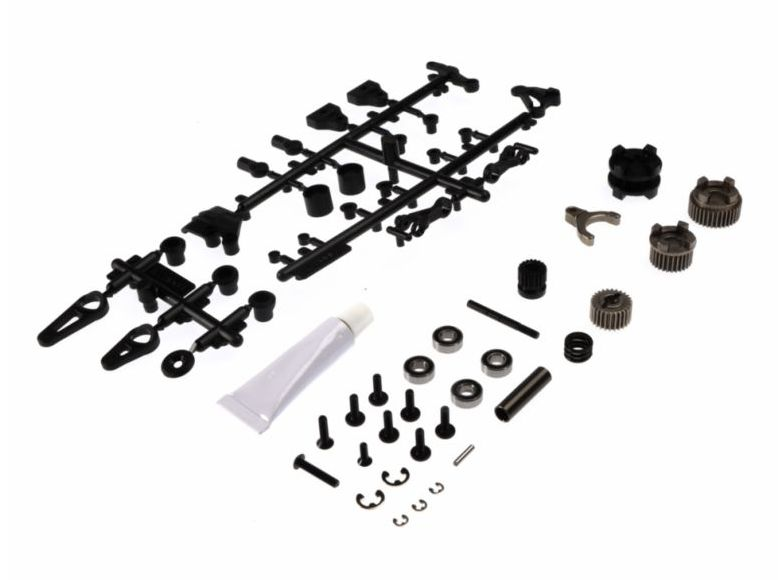 Axial AXIC3370 - Transmission 2-Speed Gear Set  (SCX10)