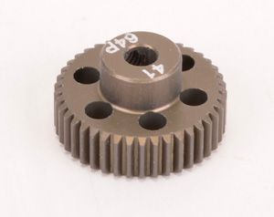 Core CR6441 - Pinion Gear 64DP 41T (7075 Hard)