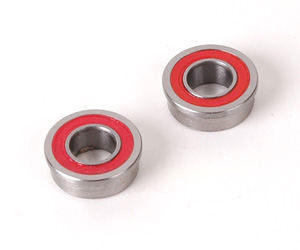 Schumacher U3939 - Ball Bearing - 1/4X1/2 Flanged Red Seal (pr)
