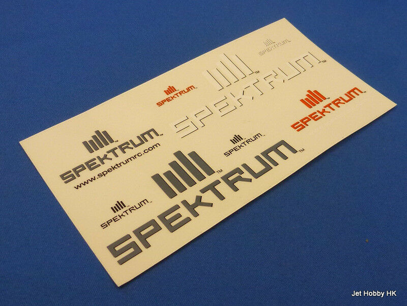 Spektrum 2.4GHz Decal