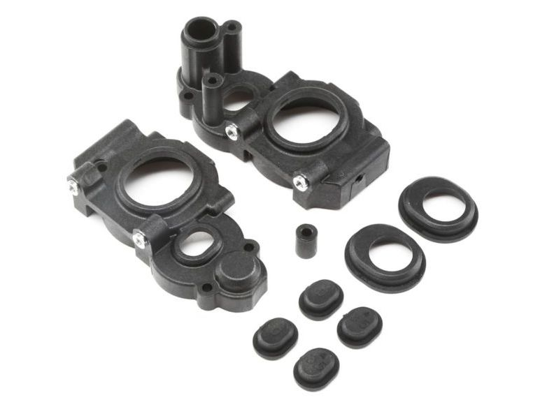 TLR 232067 - Gear Case Set 3-Gear (Laydown 22 4.0)