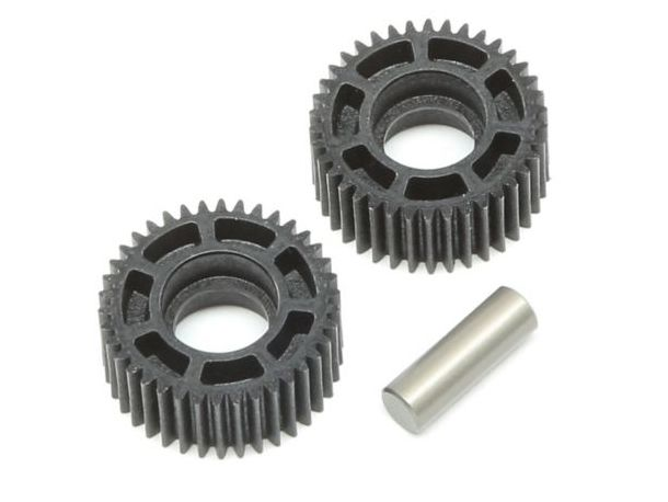 TLR 232069 - Idler Gear & Shaft (Laydown 22 4.0)