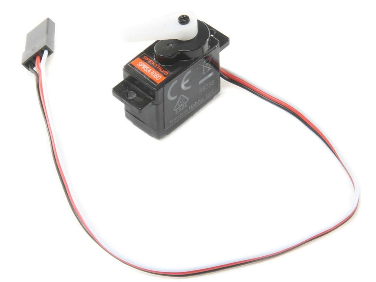 Spektrum SPMSA3080 - 5g Sub-Micro Analog Air Servo