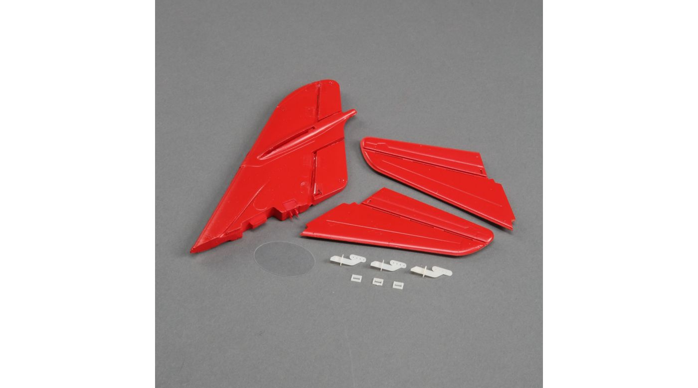 E-flite EFLU6054 - Tail Set with Accessories (UMX MiG-15)