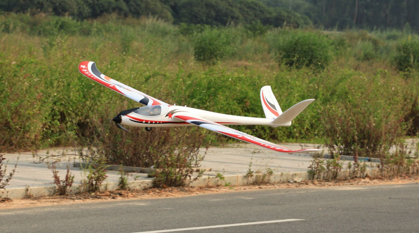 ROC ROH006P - V-Tail Glider 2.2m PNP
