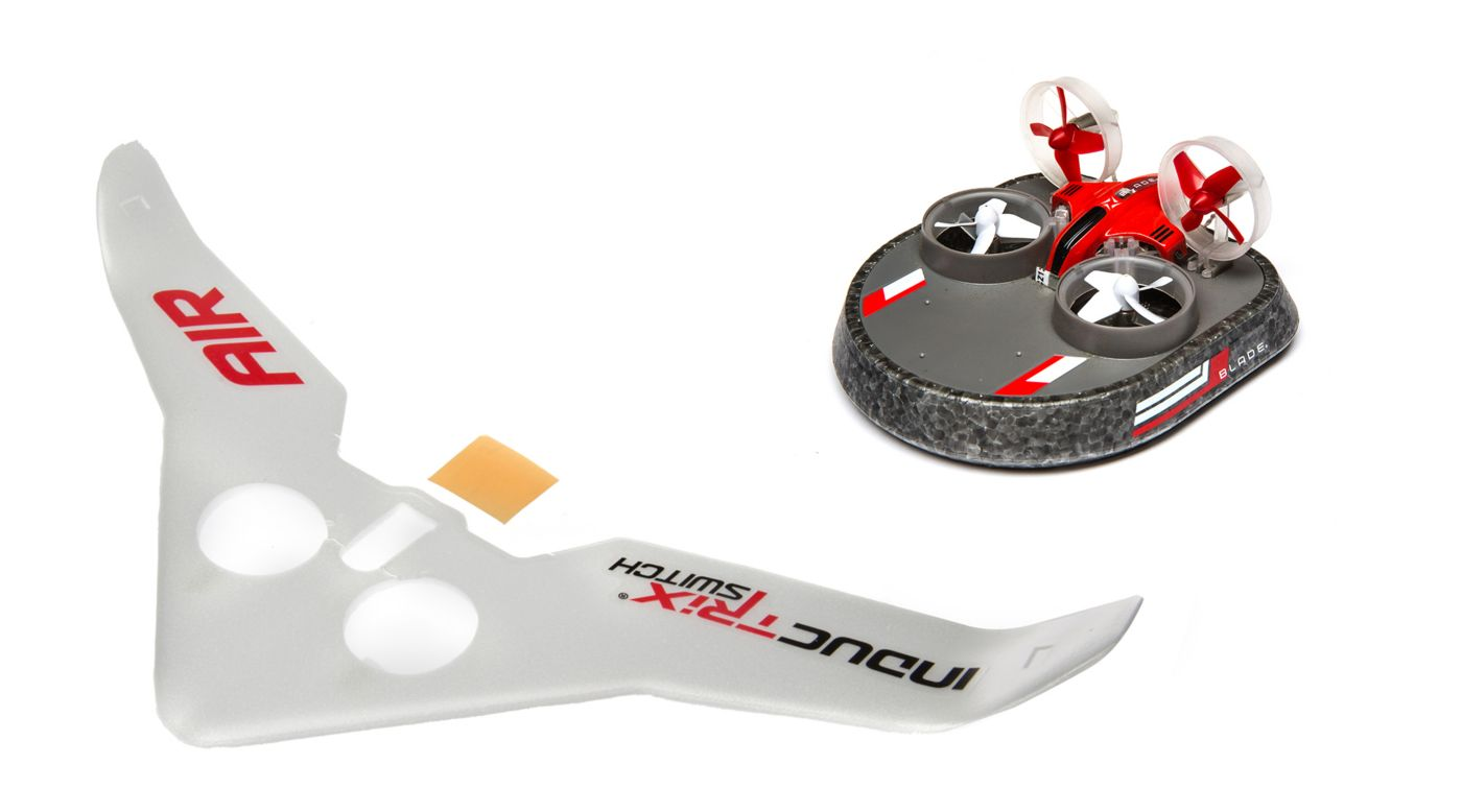 Blade BLH8300C - IInductrix Switch RTF with Switch Air Wing set