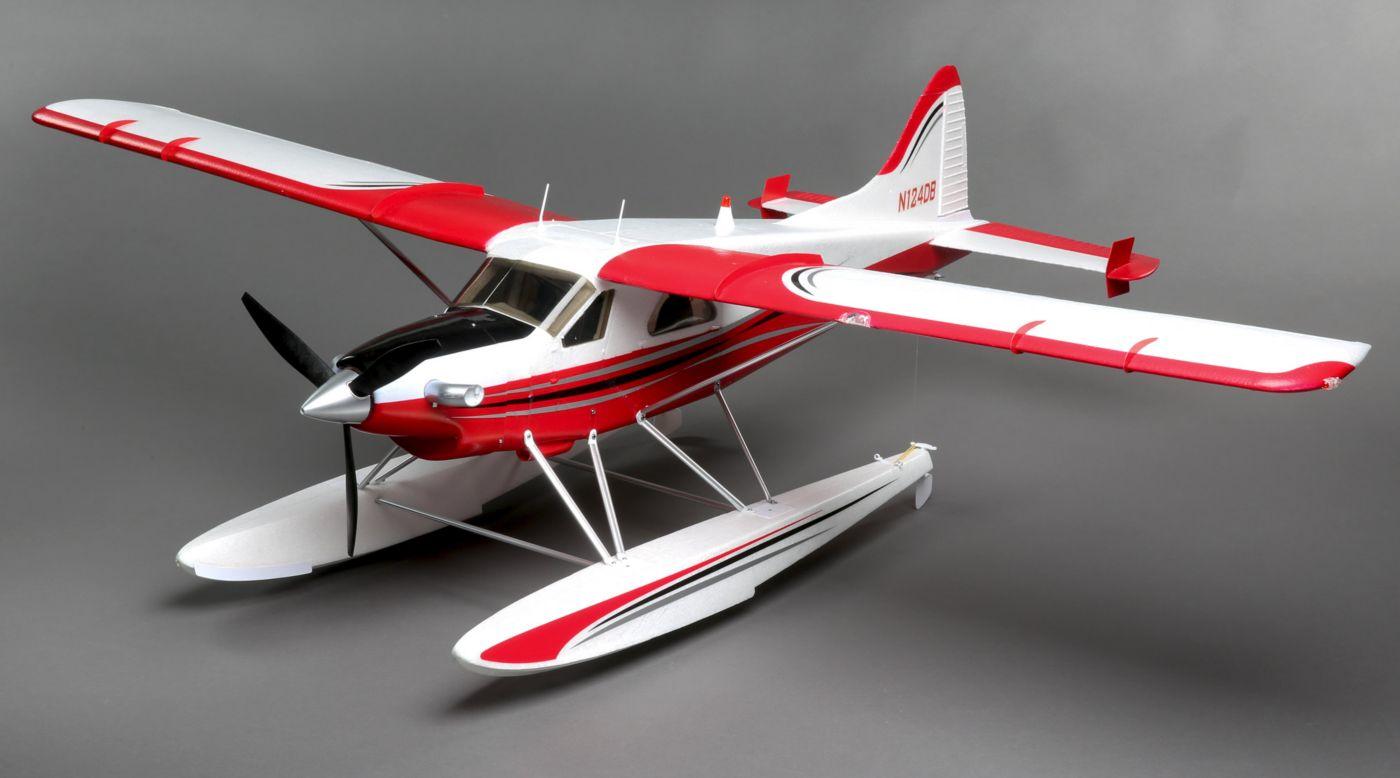 Flyzone FLZA4034C - DHC-2T Turbo Beaver 1.5m Rx-R with Spektrum AR620 RX