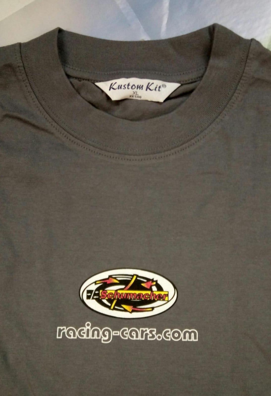 Schumacher G318L - T-Shirt Short Sleeve, Large