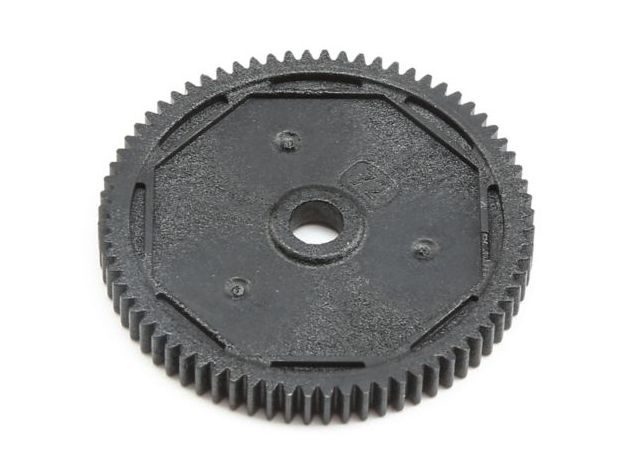 TLR 232075 - 72T Spur Gear, SHDS, 48P