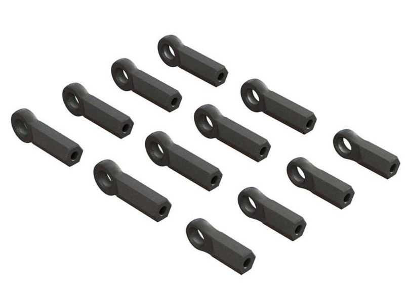 Arrma ARAC8807 - Rod End Set: 4x4 (AR330470)