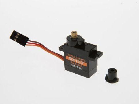 Spektrum SPMSSX107 - SX107 Micro Metal Gear Servo
