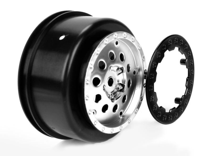 Losi LOSB7017 - Rear Wheels Set (XXX-SCT / SCB)